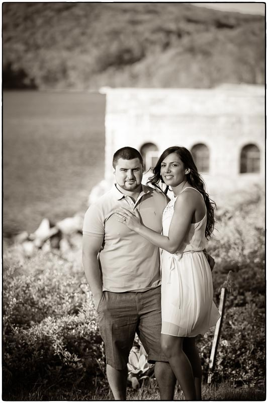 Quabbin engagement photos