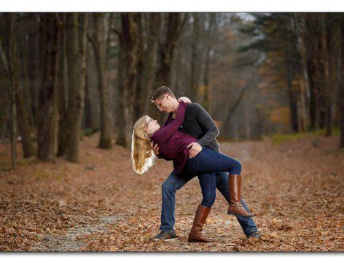 Amanda and Nick | Quabbin Engagement Photography | Belchertown, Ma.