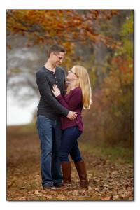 Quabbin Engagement photography