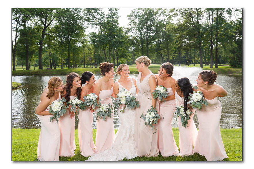 Twin Hills Country Club Wedding Photography