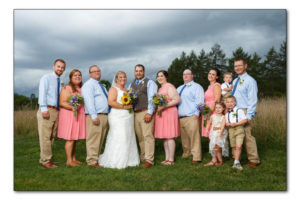Red Barn Wedding
