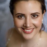 Bridal portrait testimonial image