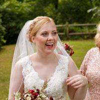 Bride testimonial photo