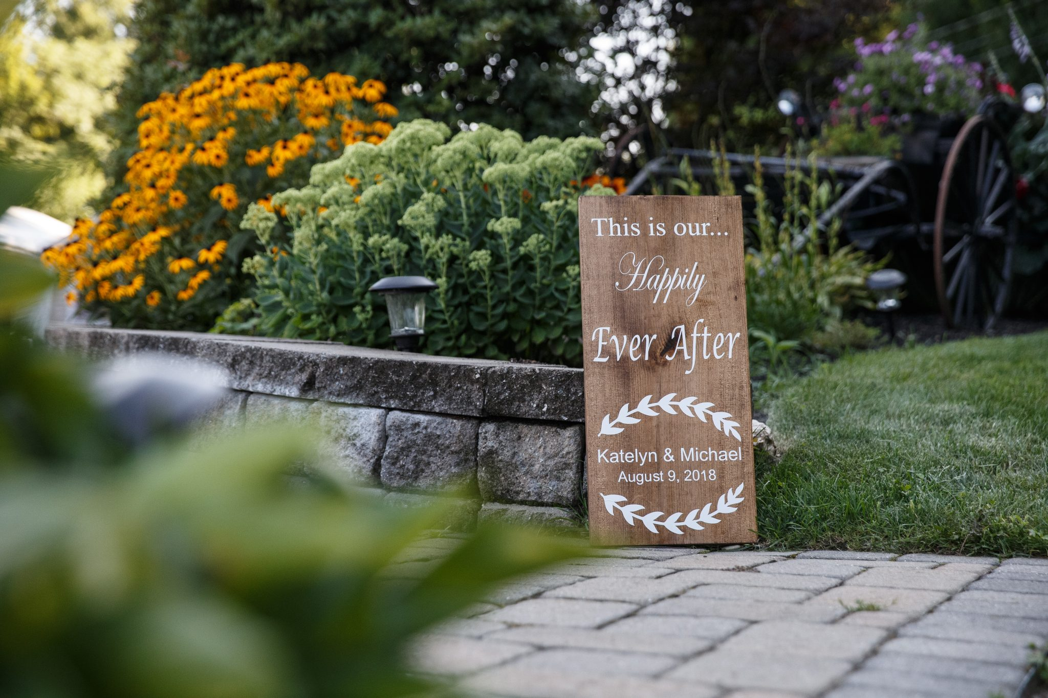 Wedding Ceremony Sign