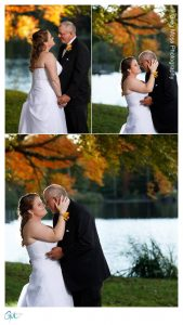 Bride and Groom photos by Cedar Pond