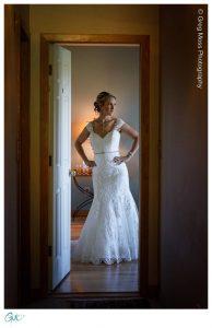 Mountain Rose Inn Wedding