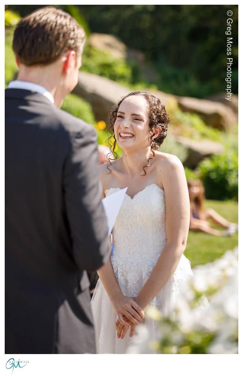 Log Cabin Wedding photography