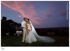 Mountain Rose Inn Wedding