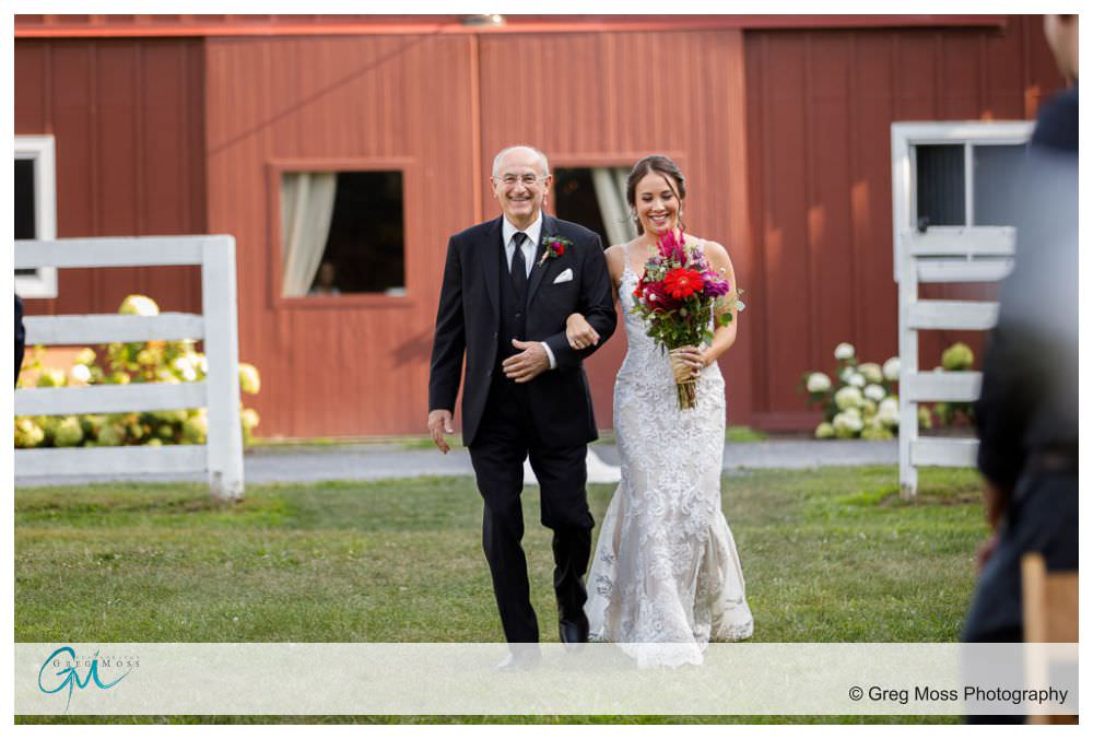 The Barn at Liberty Farms Wedding