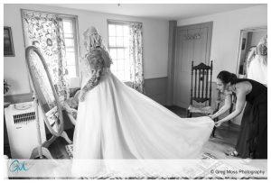 Salem Cross Inn Wedding