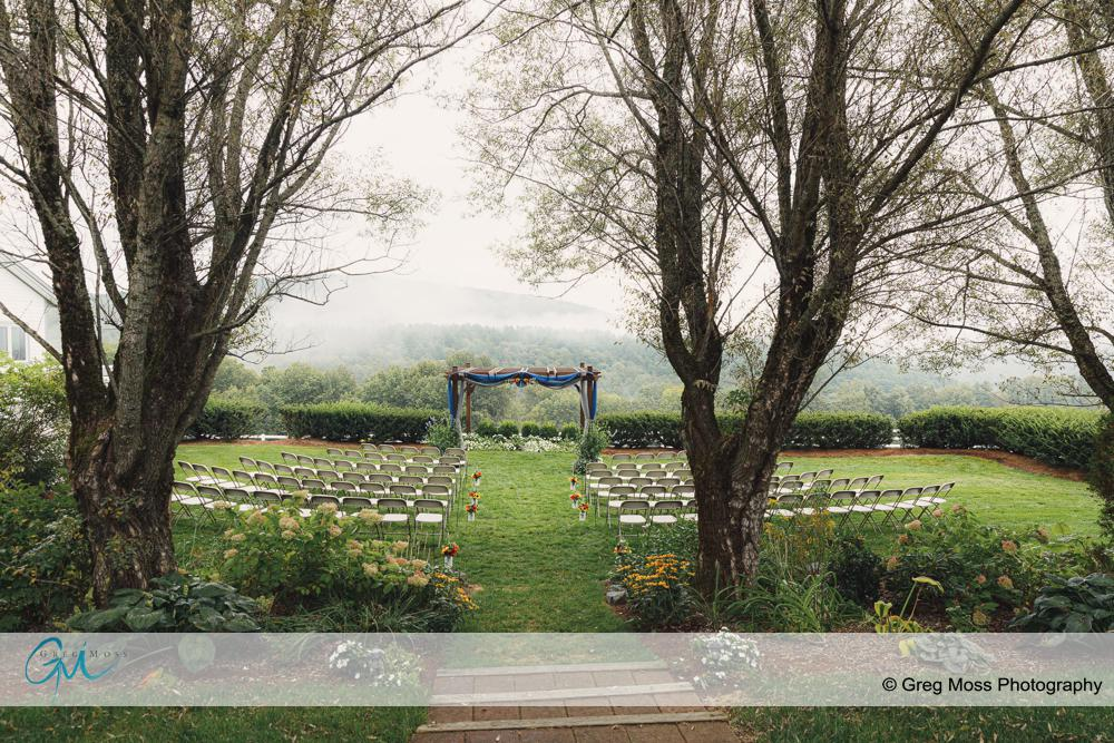 Warfield Inn Wedding