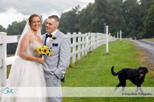 Warfield Inn Wedding
