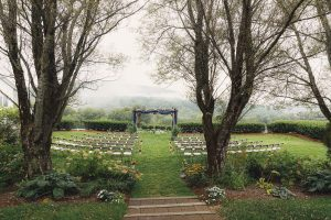 Warfield House Inn Wedding