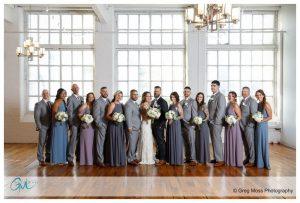 The Boylston Rooms Wedding