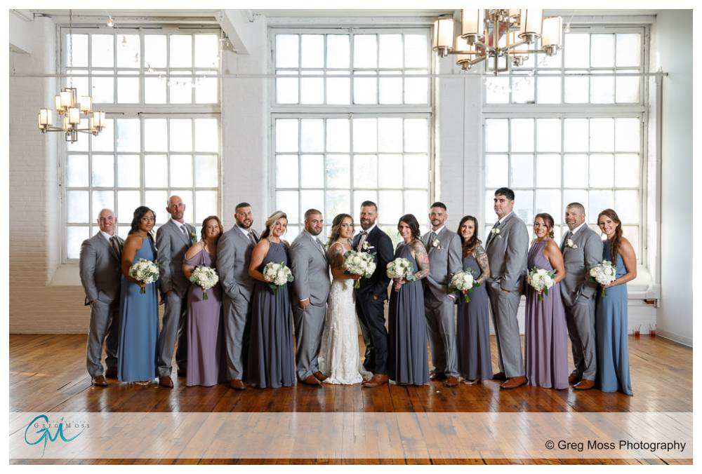 The Boylston Rooms Wedding