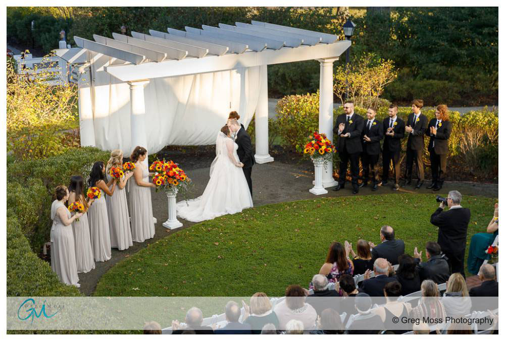 Wedding at the Inn on Boltwood