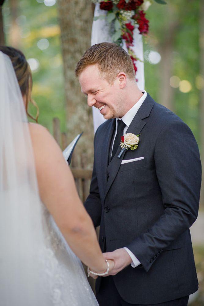 Wedding at Wrights Mill Farm
