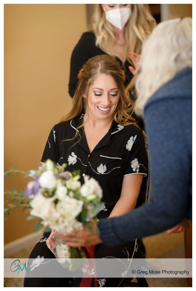 Wedding at Jiminy Peak