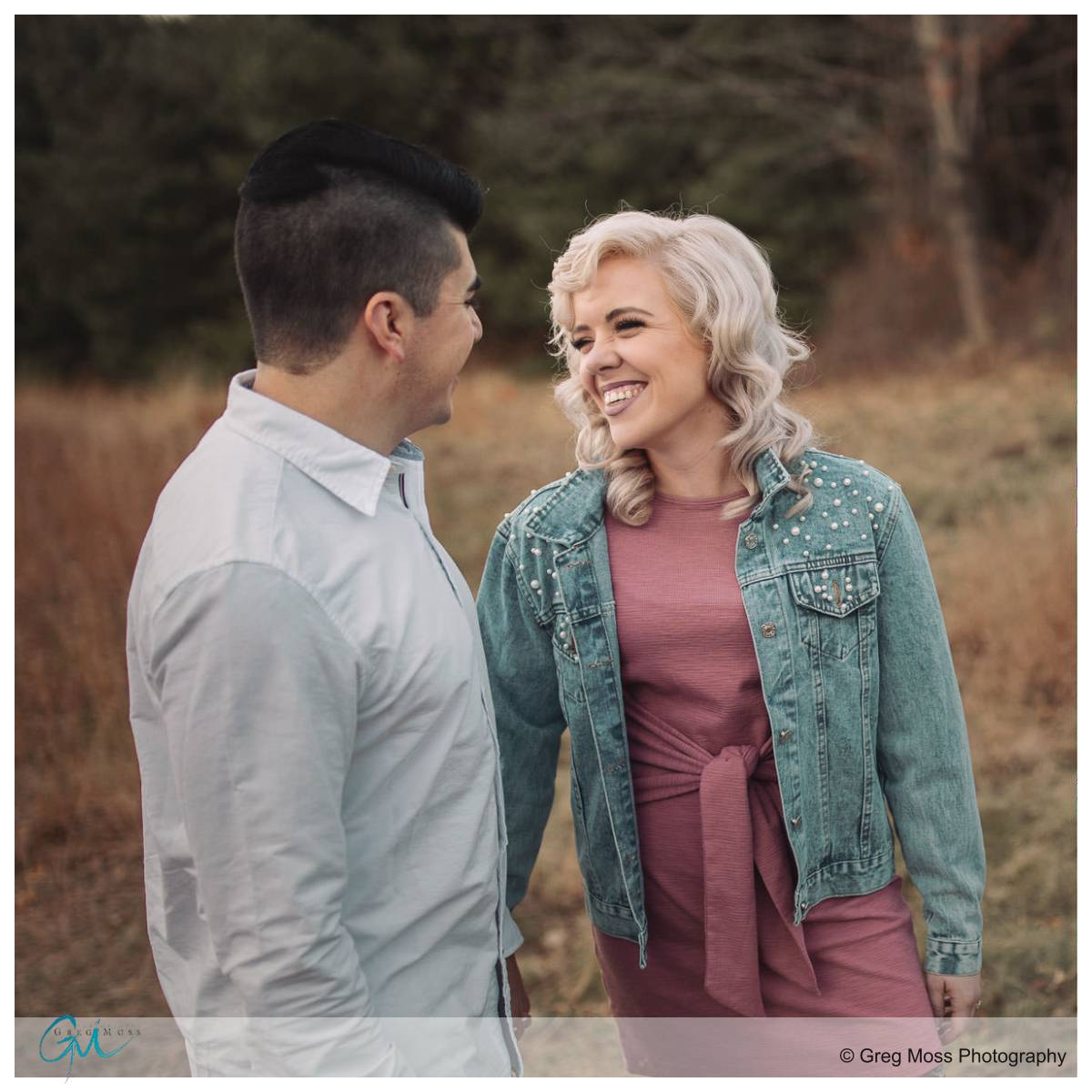 Belchertown engagement session