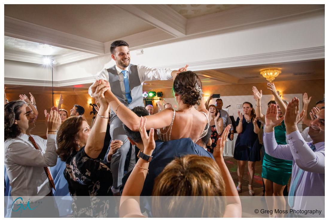 Wedding photography at the Grand View