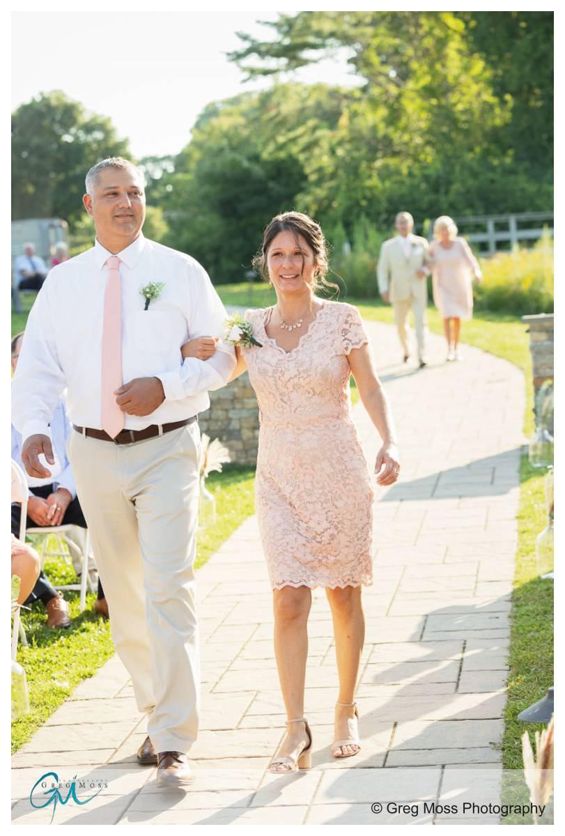 Plimouth Museum wedding