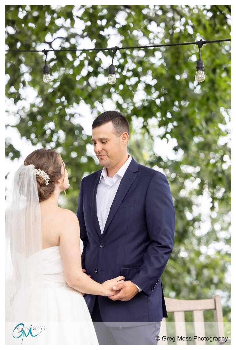 Log Cabin Wedding Holyoke Ma