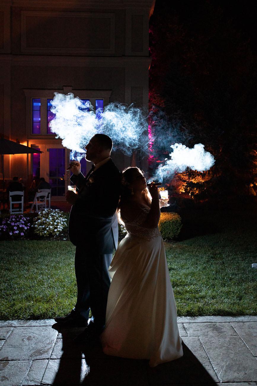 Aria wedding photo
