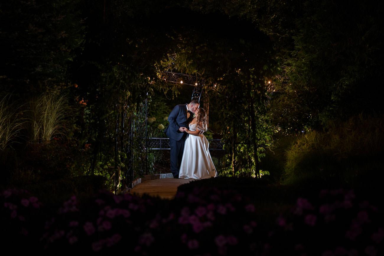 wedding photos at Aria